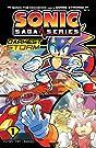 Sonic Saga Series Vol. 1: Darkest Storm