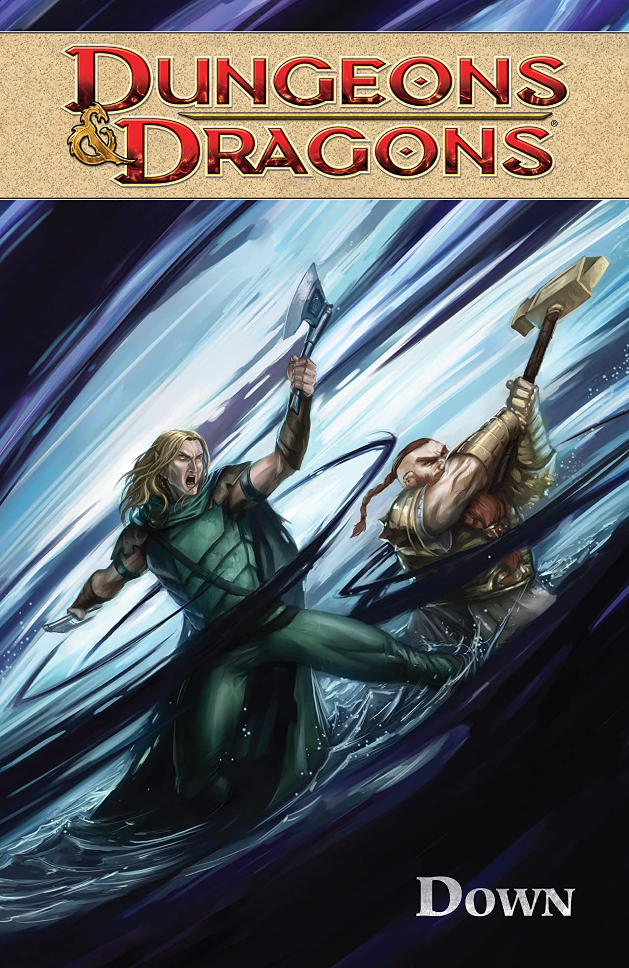 Dungeons & Dragons Tome 3: Down