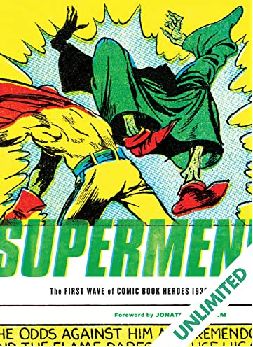 Supermen!: The First Wave of Comic Book Heroes 1936–1941