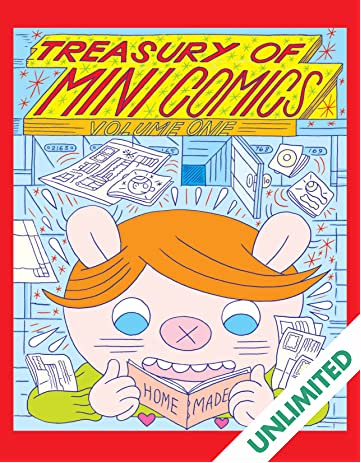 Treasury of Mini Comics Vol. 1