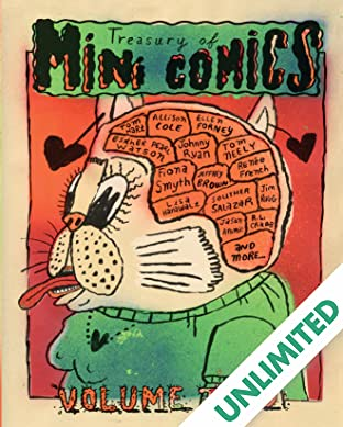 Treasury of Mini Comics Vol. 2