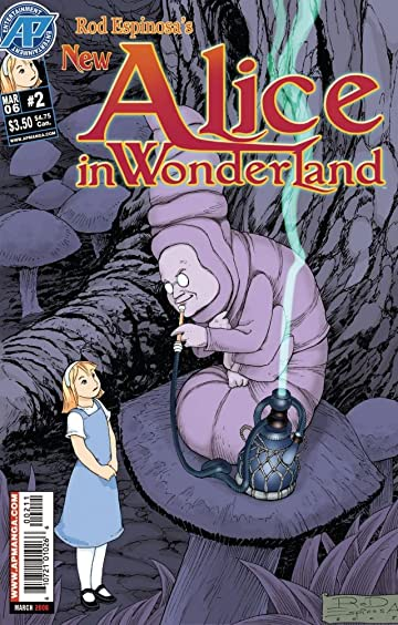New Alice In Wonderland #2