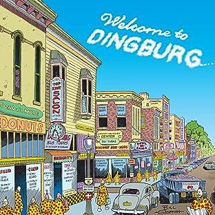 Zippy the Pinhead: Welcome to Dingburg