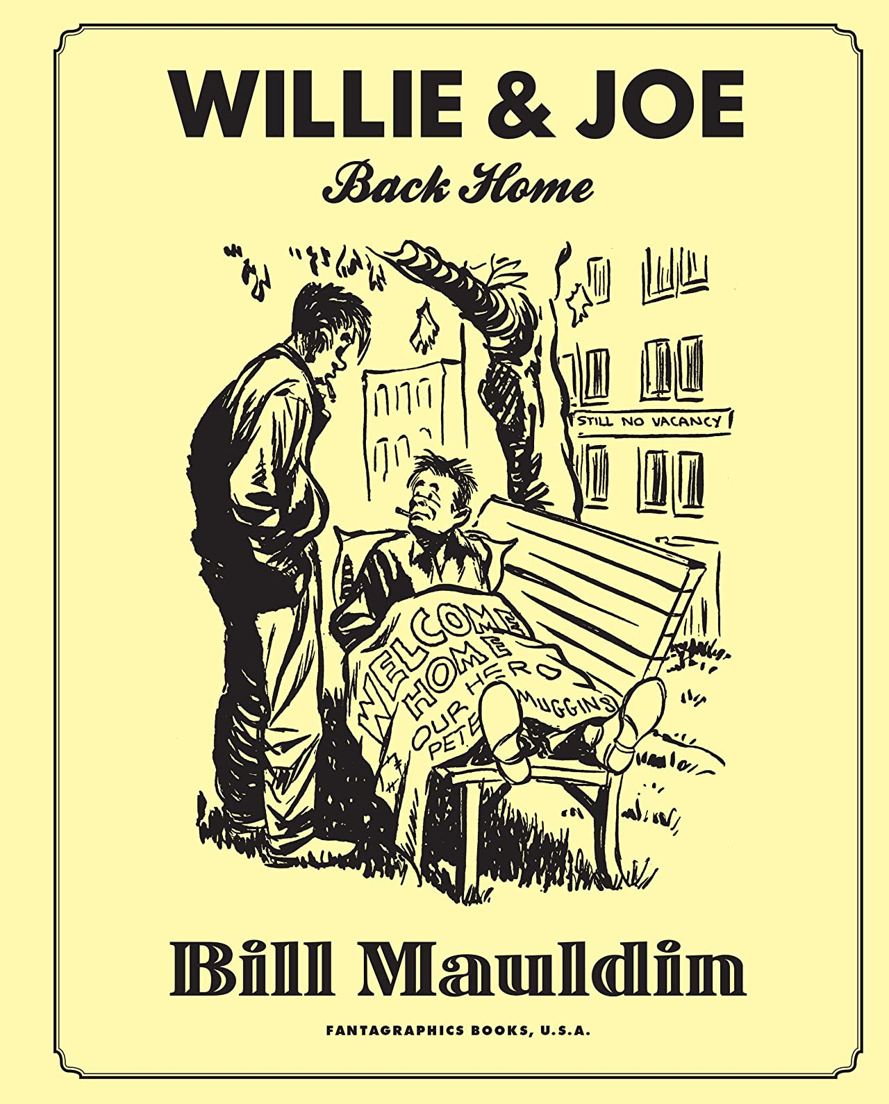 Willie & Joe: Back Home