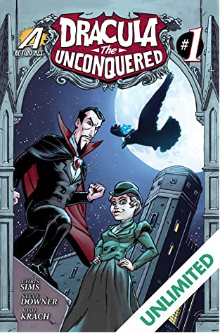Dracula the Unconquered #1