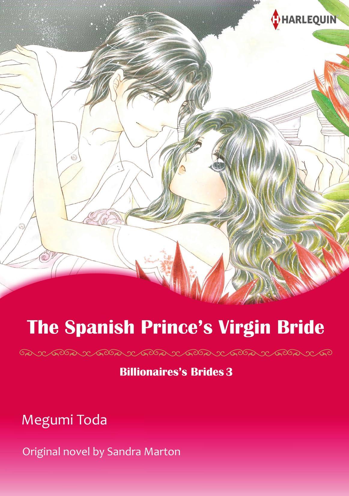 The Spanish Prince's Virgin Bride