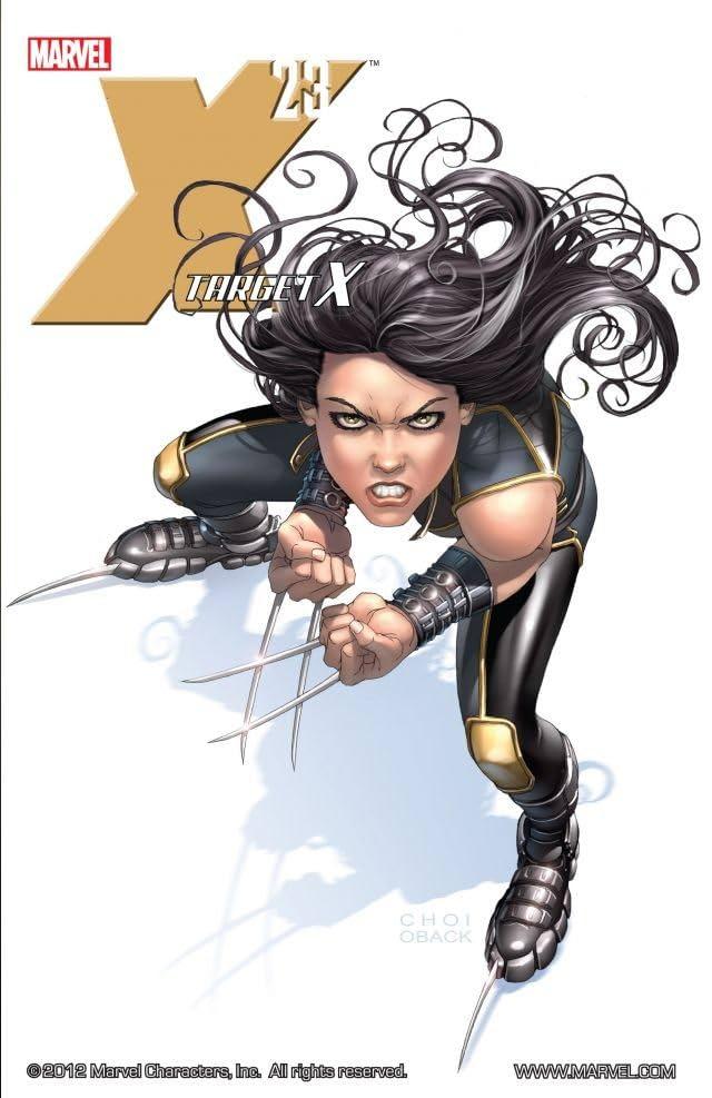 X-23: Target X