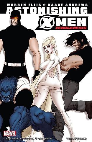 Astonishing X-Men: Xenogenesis