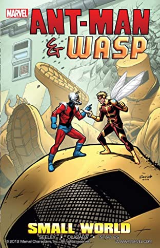 Ant-Man and Wasp: Small World