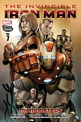 Invincible Iron Man Vol. 7: My Monsters