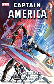 Captain America: Road To Reborn