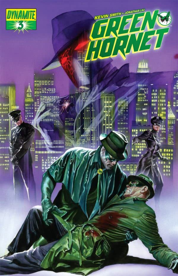Kevin Smith's Green Hornet No.3