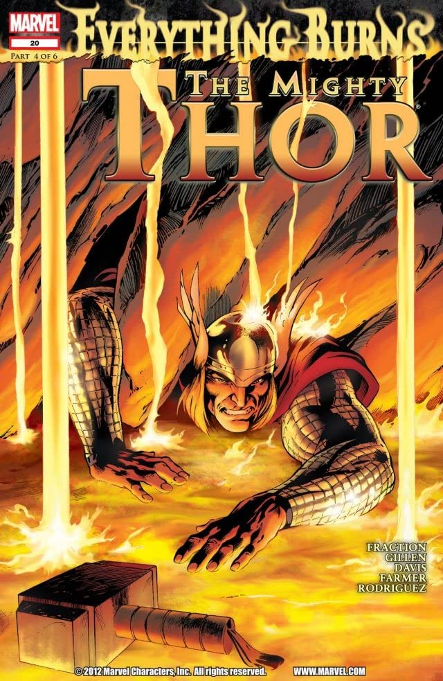 The Mighty Thor (2011-2012) #20