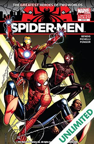 Spider-Men #5 (of 5)