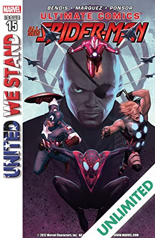 Ultimate Comics Spider-Man (2011-2013) #15