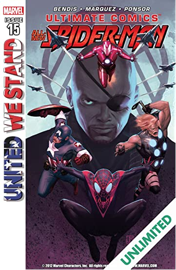 Ultimate Comics Spider-Man (2011-2013) #15
