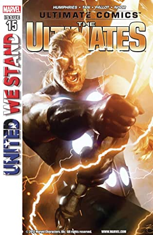 Ultimate Comics Ultimates #15