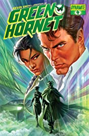 Kevin Smith's Green Hornet No.4