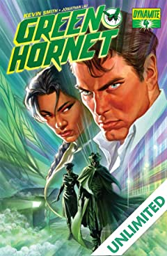 Kevin Smith's Green Hornet #4