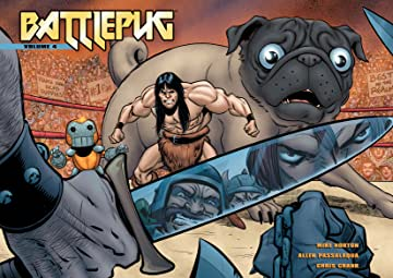 Battlepug Vol. 4: The Devil's Biscuit