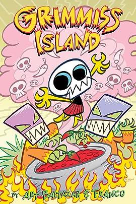 Itty Bitty Comics: Grimmiss Island