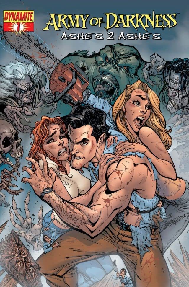 Army of Darkness: Ashes 2 Ashes #1