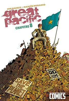 Great Pacific: Chapitre 8