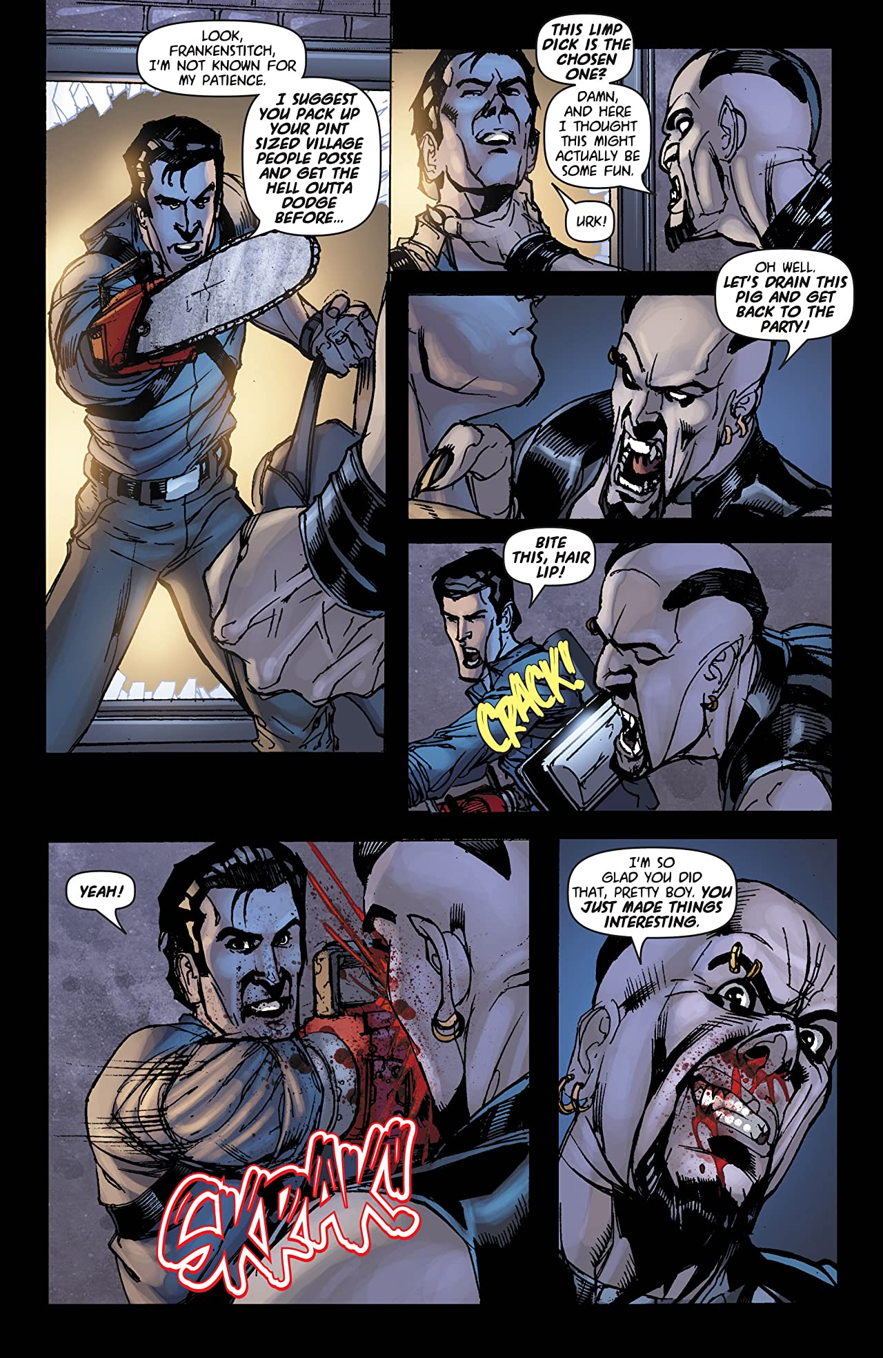 Army of Darkness Vol. 1 #9