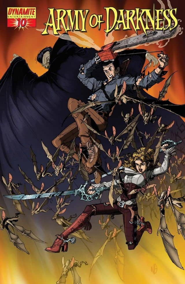 Army of Darkness Vol. 1 #10
