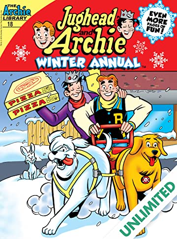 Jughead and Archie Comics Double Digest #18