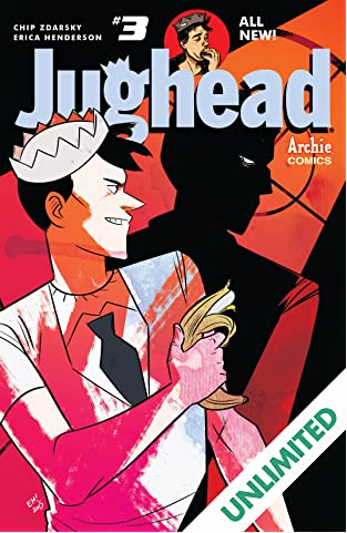 Jughead (2015-) #3