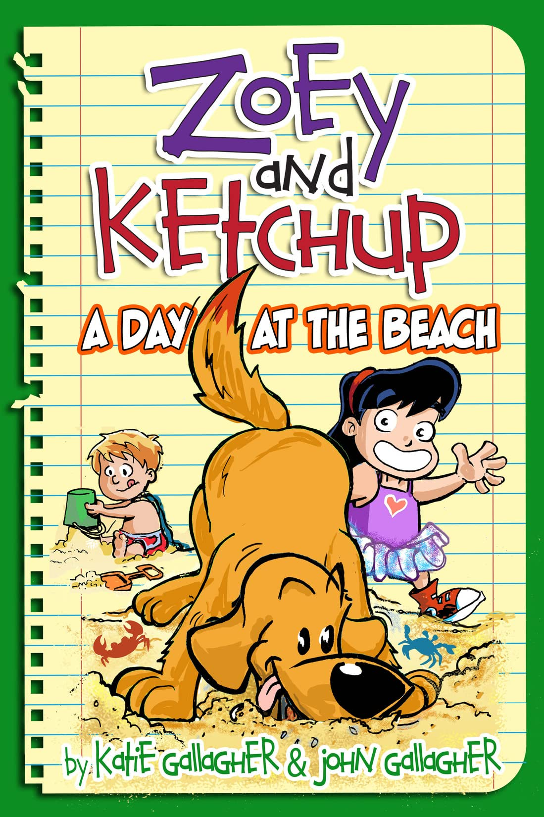 Zoey and Ketchup Vol. 2: A Day at the Beach
