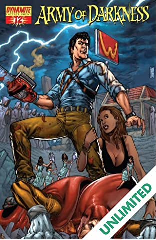 Army of Darkness Vol. 1 #12