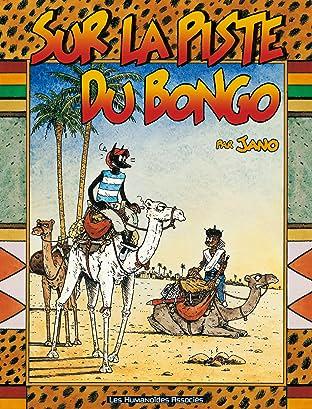Kebra & Keubla Tome 1: Sur la piste du bongo