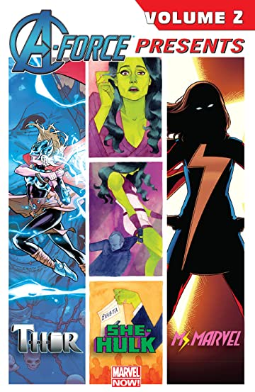 A-Force Presents Tome 2