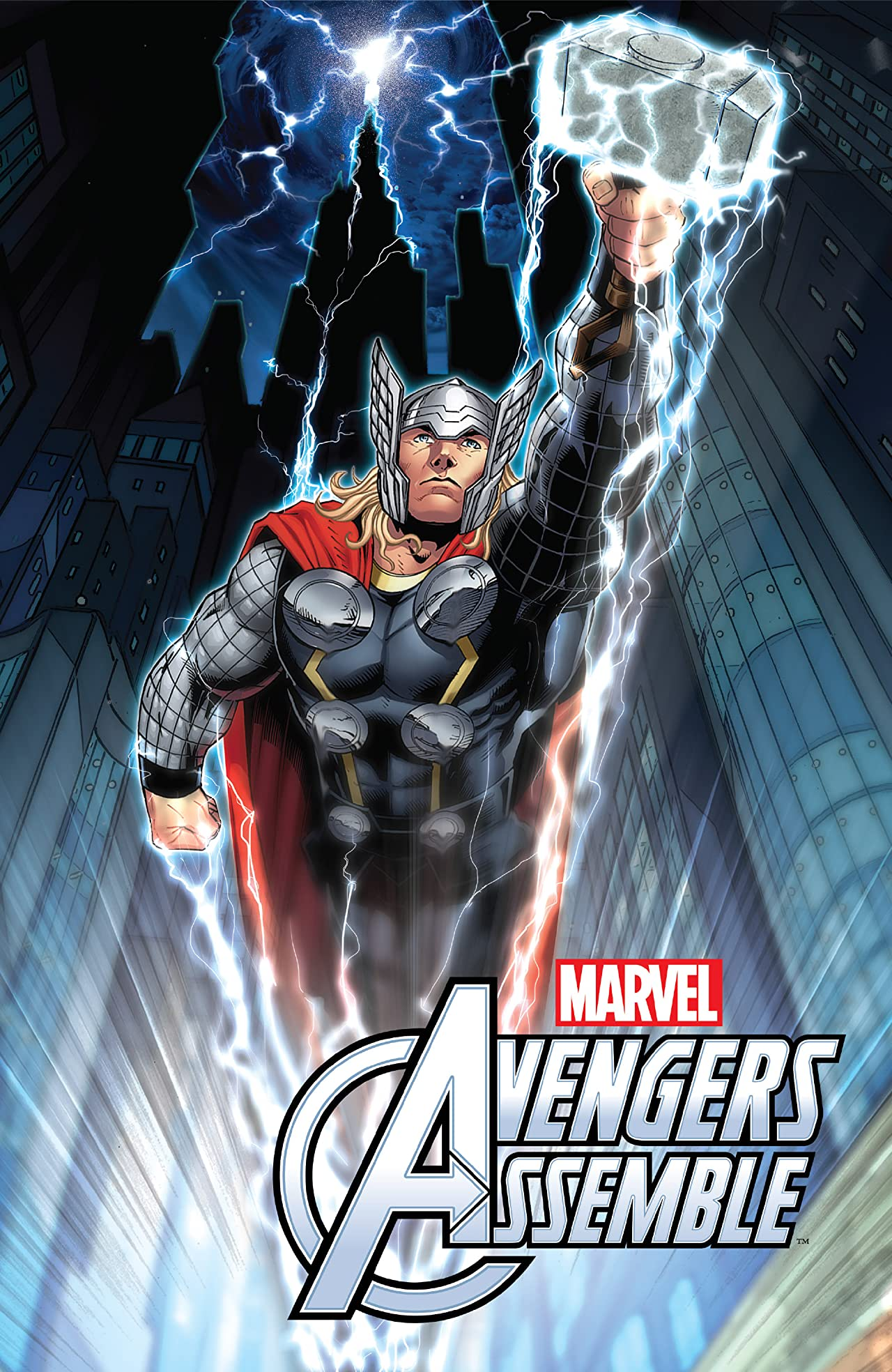 Marvel Universe All-New Avengers Assemble Vol. 3