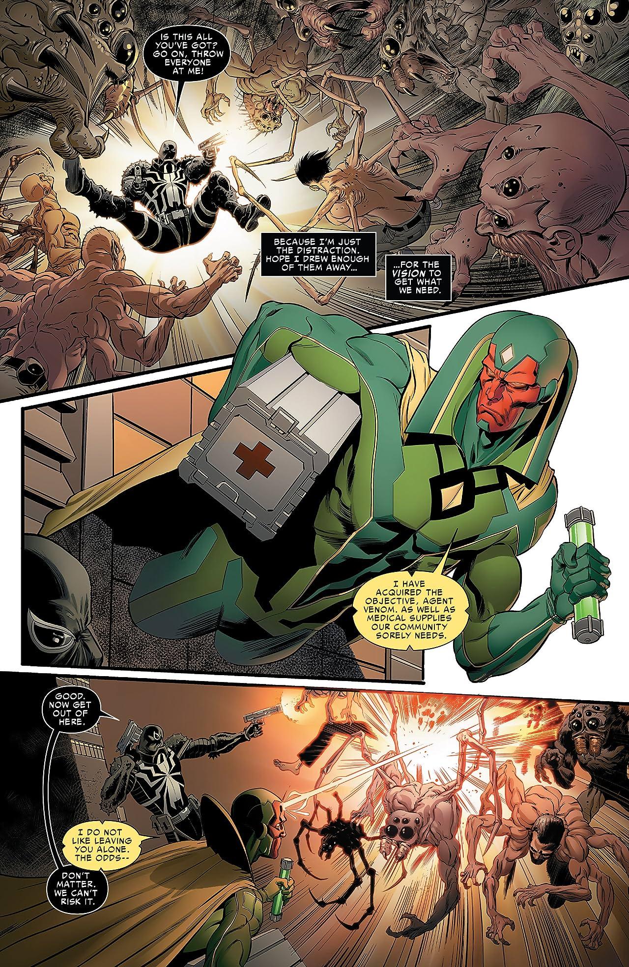 Spider-Island: Warzones!