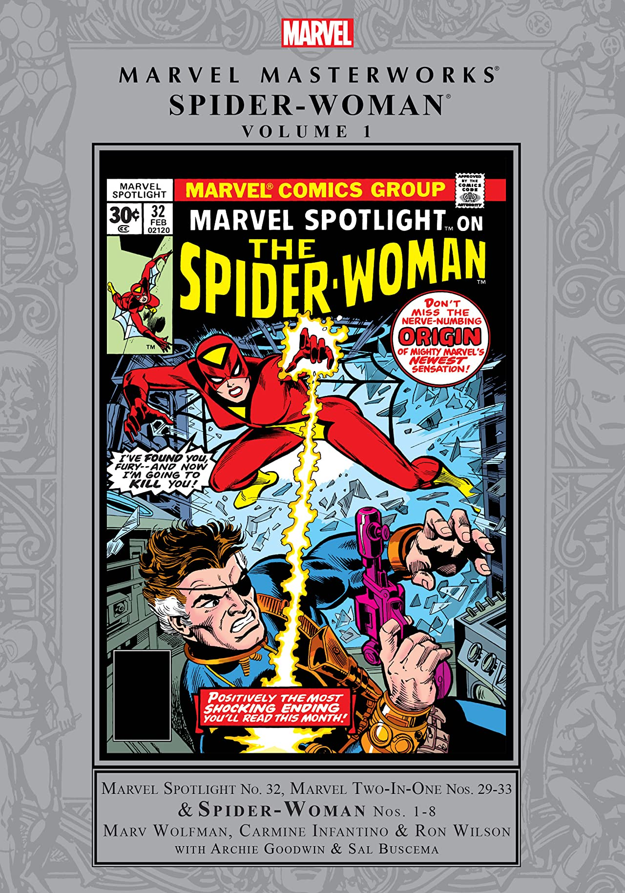 Spider-Woman Masterworks Vol. 1