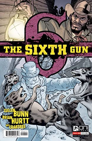 The Sixth Gun No.25