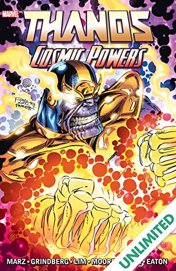 Thanos: Cosmic Powers