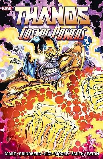 Thanos: Cosmic Powers