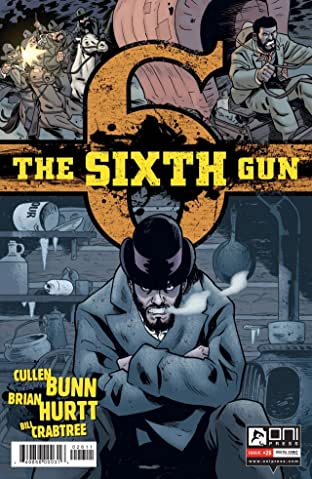 The Sixth Gun No.26