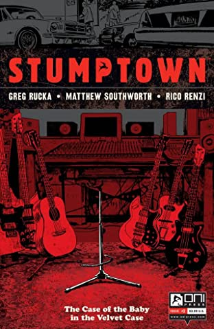 Stumptown Tome 2 No.2