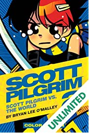 Scott Pilgrim Vol. 2: Scott Pilgrim vs. the World - Color Edition