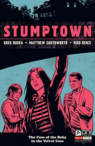 Stumptown Tome 2 No.3