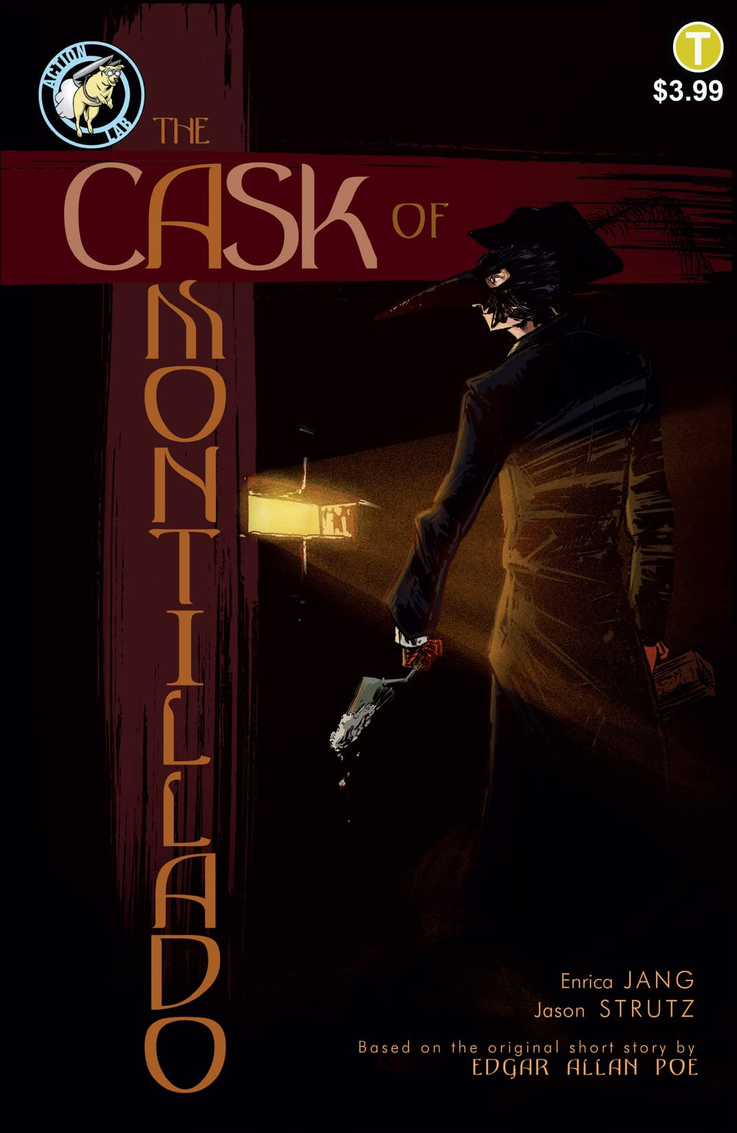 The Cask of Amontillado #1