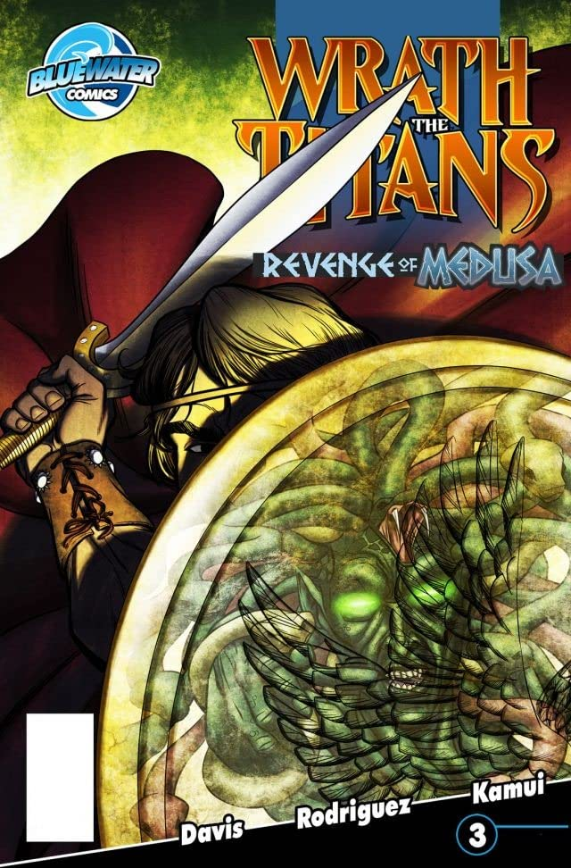 Wrath of the Titans: Revenge of Medusa #3