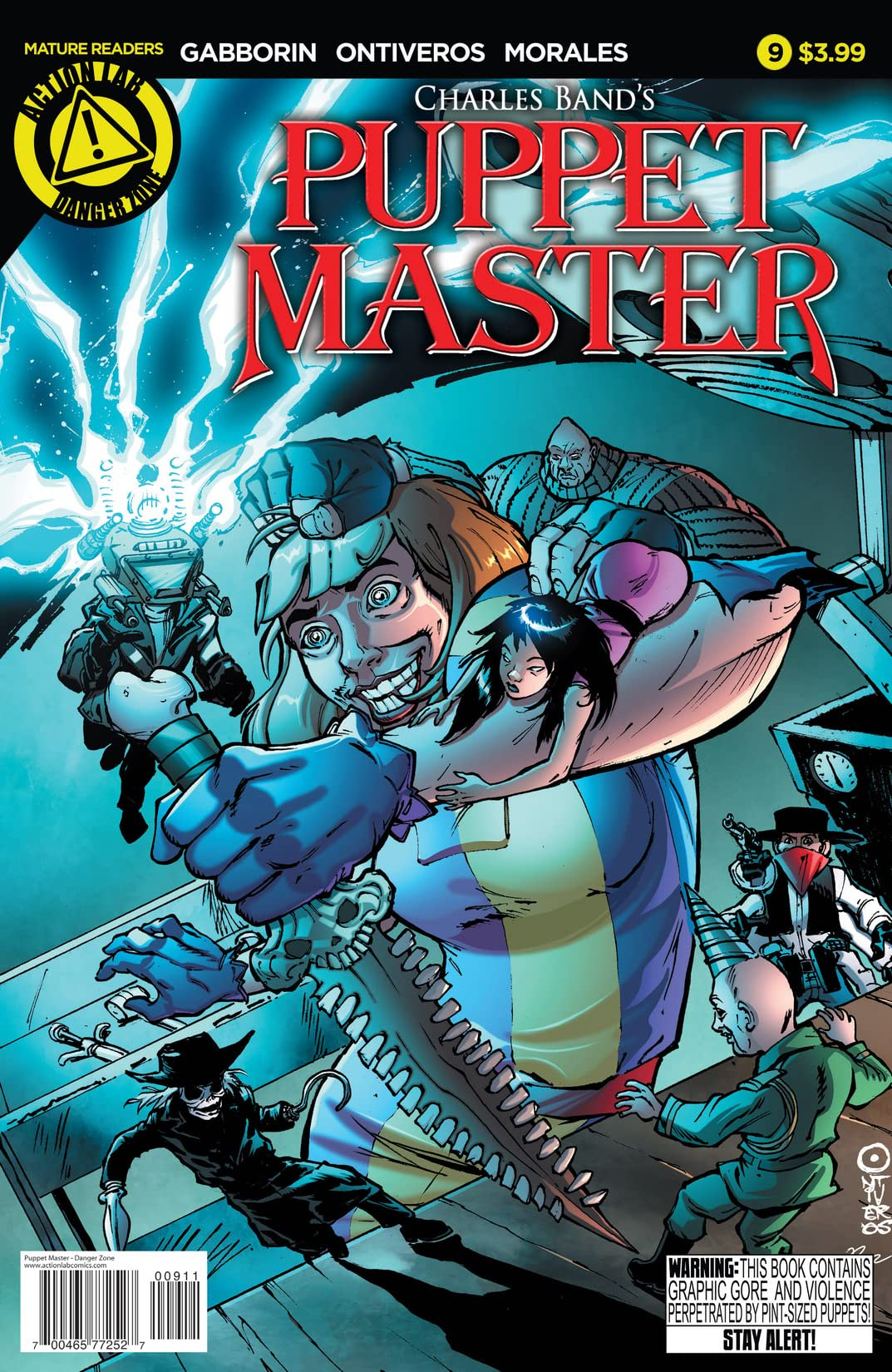 Puppet Master #9