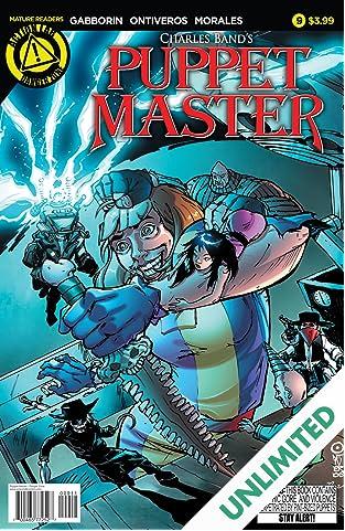 Puppet Master #9