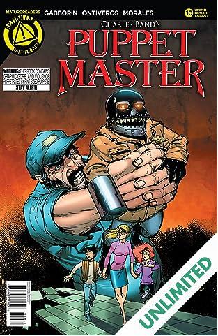 Puppet Master #10